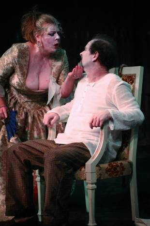 The Hypochondriac - Photo: Wend Lear