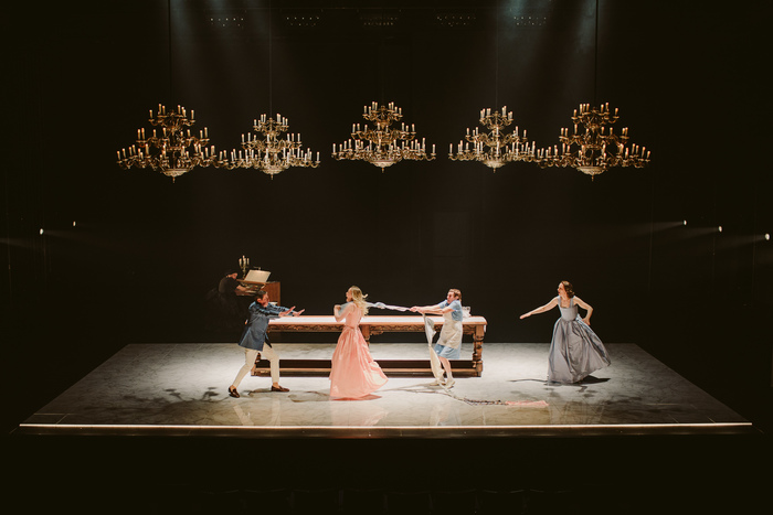 Tartuffe | Photo Kate Pardey